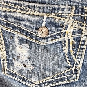 Silver Jeans Jeans - Silver Jeans Tuesday Baby Boot Sz 31